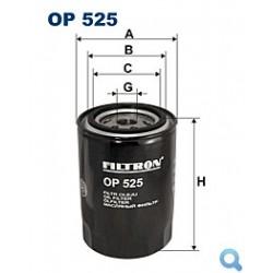 Filtr oleju FILTRON OP 525