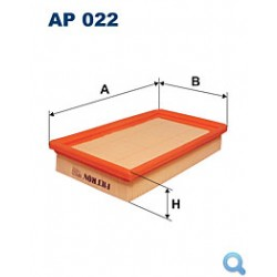Filtr powietrza FILTRON AP 022