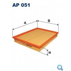 Filtr powietrza FILTRON AP 051